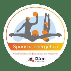 Sponsor energético Real Federación Española de Natación
